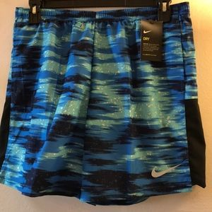Nike Mens Dry Running Short